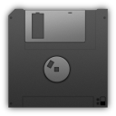 Floppy save hd