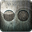 Flickr metal engraved highlight grunge social media
