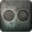 Nonhighlight grunge engraved flickr social media metal