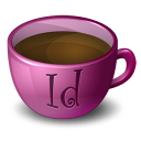 Java coffee indesign drink meal food dt adobe