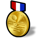 Medal gold medal icon