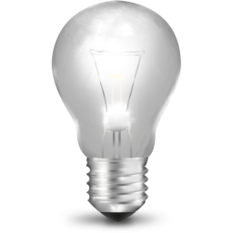Light Bulb Lamp Offlamp Worked Awhile Lights 128px Icon Gallery