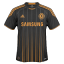 Chelsea away rusia arsenal