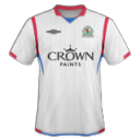 Blackburn rovers third