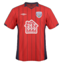 West bromwich albion third