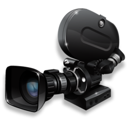 Film Video Camera Movie Active Cam Hardware Photo Photography Real Vista Video Production 128px Icon Gallery