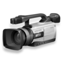 Inactive line camcorder