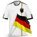 Shirt soccer football germany ball sport land