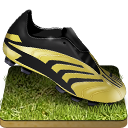 Soccer shoe grass football ball sport