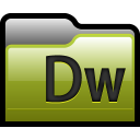 Folder adobe dreamweaver