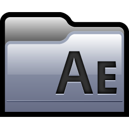 Folder adobe after effects