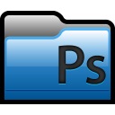 Folder adobe photoshop