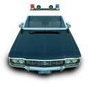 Transport vehicle auto car police