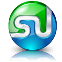 Stumbleupon social logo