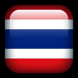 Thailand Malaysia China Flag 128px Icon Gallery