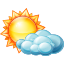 Partly cloud cloudy day weather sunny windy partly sunny weather clear rainy