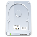 Hard disk disc default