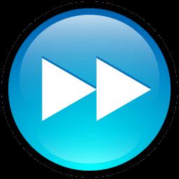 Button Right Next Forward Arrow Go Soft Scraps 128px Icon Gallery