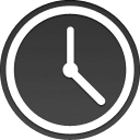 Sidebar time clock