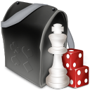 Chess king chess dice icon game king jeu baggs