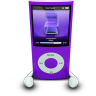 Ipodphonespurple