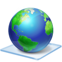 Windows earth world globe os network internet