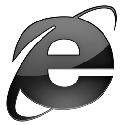 Ie Explorer Microsoft Browser Photoscape Mozilla Avast Contro Crystal Bw 256px Icon Gallery