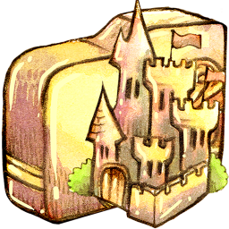 Folder Castle Legendora 72px Icon Gallery
