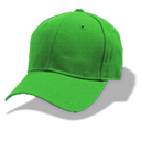 Hat baseball green tropy