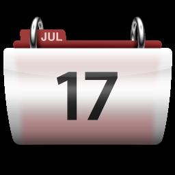 Organizer Event Date Calendar / Colorflow 1.0 / 128px / Icon Gallery