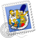 Mail email simpsons contact