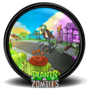 Zombies plants angry birds