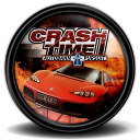 Crash time autobahn pursuit