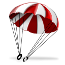 Parachute paraschute aviation