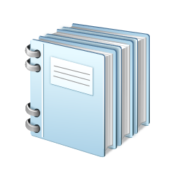 Report Reports Trace Ebook Import Software 128px Icon Gallery