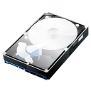 Hd hdd clearcase disk disc hardware