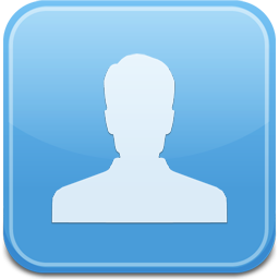 User Person Users Customer Folder Face Leopard Iphone 256px Icon Gallery