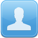 User person users customer folder face