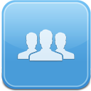 People group forum folder person customer user face