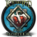 Icewind dale heart winter valentine love fav favourite