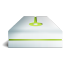 Hd hdd lime hardware disk disc