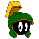 Marvin martian icone icon bugs bug