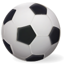 Sport soccer ball football folder