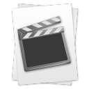 Video movie film document file doc paper