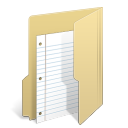 Doc file document documents paper folder notepad