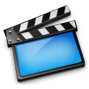 Video movie film movies blue