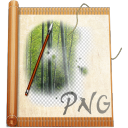 Doc file document png paper file png icon