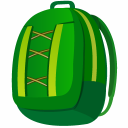 Backpack rucksack list