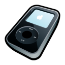 Ipod video movie film black mp3 player