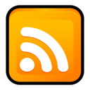 Feed newsfeed rss social logo